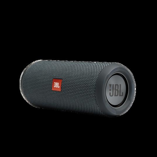 JBL Flip Essential - Gun Metal - Portable Bluetooth® speaker - Left