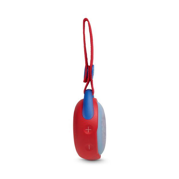 JBL JR POP - Apple Red - Portable speaker for kids - Detailshot 1