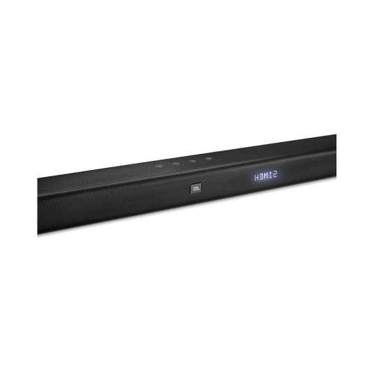 JBL Bar 3.1 - Black - 3.1-Channel 4K Ultra HD Soundbar with Wireless Subwoofer - Detailshot 1