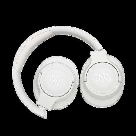 JBL TUNE 700BT - White - Wireless Over-Ear Headphones - Detailshot 3