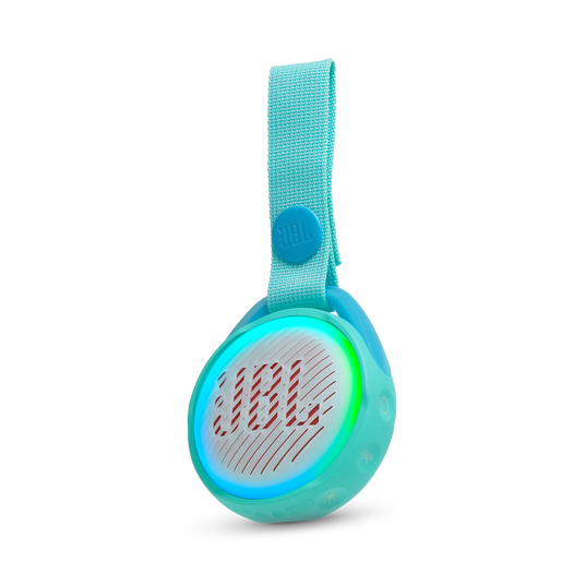 JBL JR POP - Aqua Teal - Portable speaker for kids - Hero