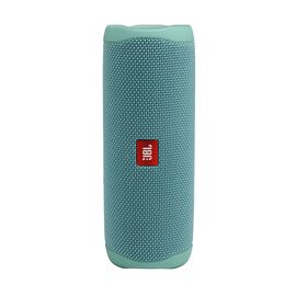 JBL FLIP 5 - Teal - Portable Waterproof Speaker - Hero