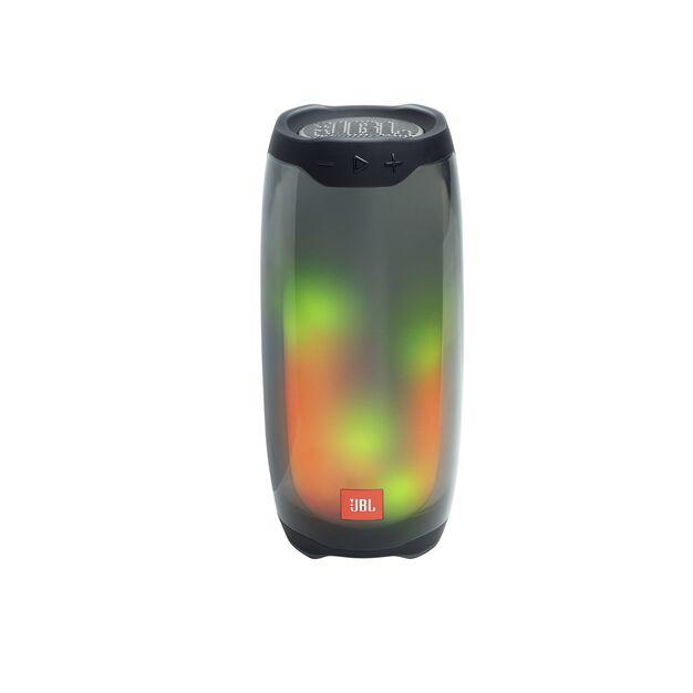JBL Pulse 4 - Black - Portable Bluetooth Speaker - Detailshot 2