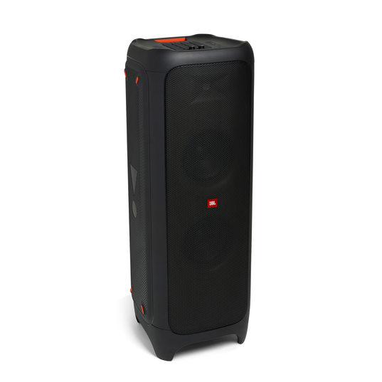 JBL PartyBox 1000 - Black - Powerful Bluetooth party speaker with full panel light effects - Detailshot 3
