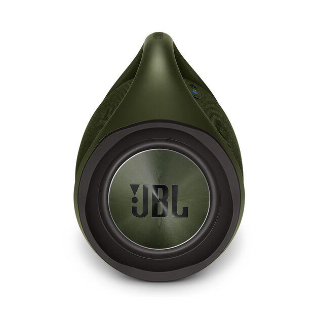 JBL Boombox - forest green - Portable Bluetooth Speaker - Detailshot 1