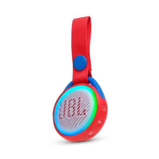JBL JR POP - Apple Red - Portable speaker for kids - Hero