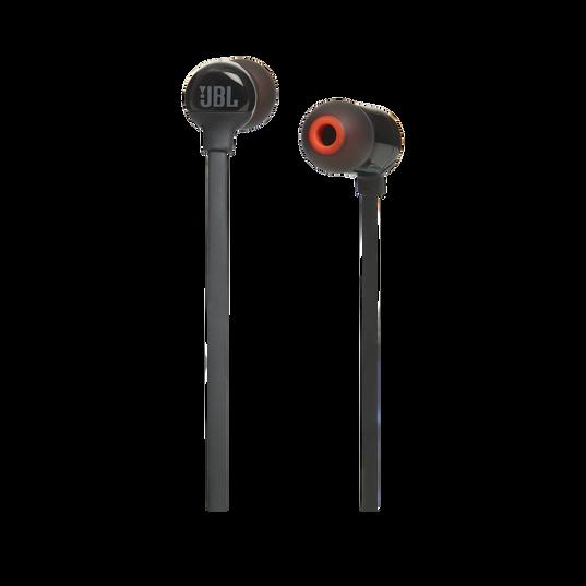 JBL TUNE 110BT - Black - Wireless in-ear headphones - Front