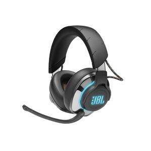 JBL Quantum 800 - Black - Wireless over-ear performance gaming headset with Active Noise Cancelling and Bluetooth 5.0 - Hero