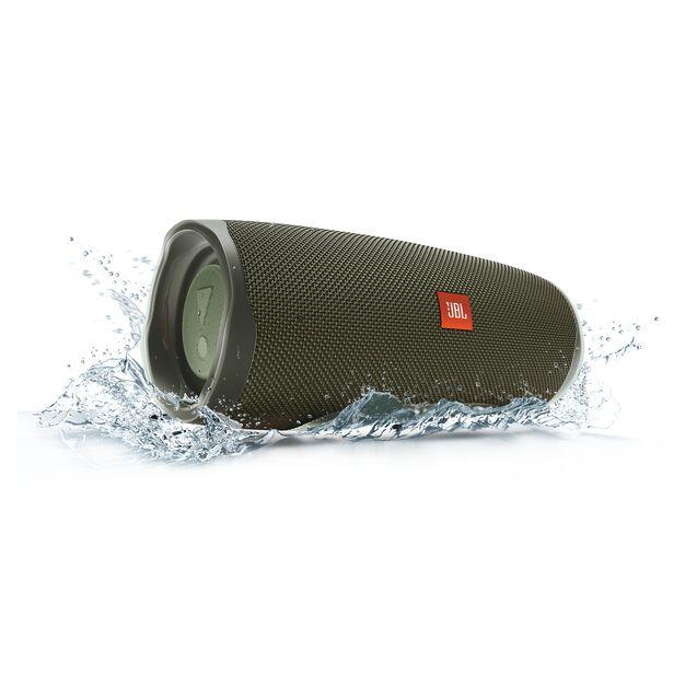 JBL Charge 4 - Forest Green - Portable Bluetooth speaker - Detailshot 5
