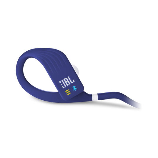 JBL Endurance DIVE - Blue - Waterproof Wireless In-Ear Sport Headphones with MP3 Player - Detailshot 2