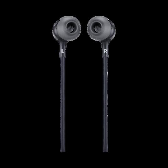 JBL LIVE 100 - Black - In-ear headphones - Back